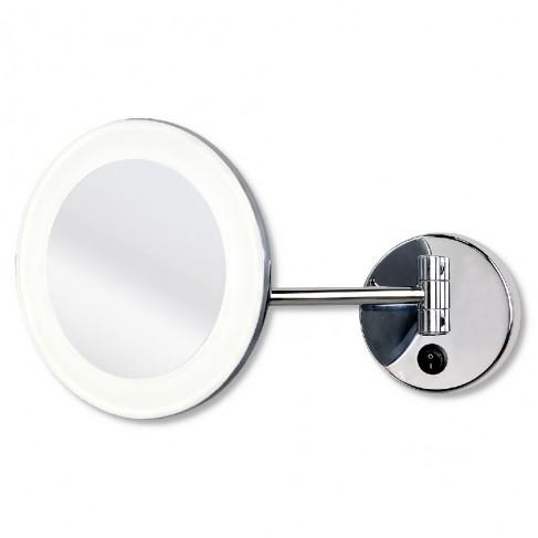 Espejo Aumento Baño | Boan Espejo De Aumento Led Para Bano