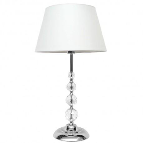 Lámpara de Sobremesa Colección Mercury 2 Cromo