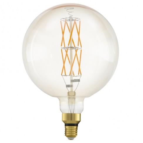 Bombilla Vintage LED Estilo Vintage Dimable Gigante Redonda
