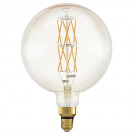 Bombilla Vintage LED Gigante Globo Eglo Regulable 8W