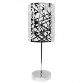Lámpara de Sobremesa Cosmos Cromo 42cm