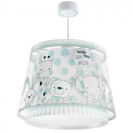 Lámpara Infantil Colgante Dalber Friends con Difusor