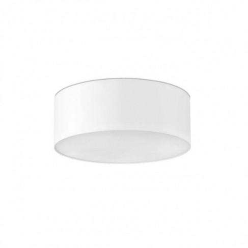 Plafón de Techo Seven Blanco 3 luces