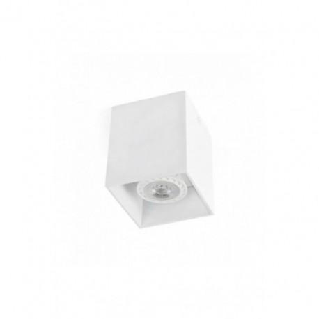 Plafón de Techo Tecto Blanco 1 luz