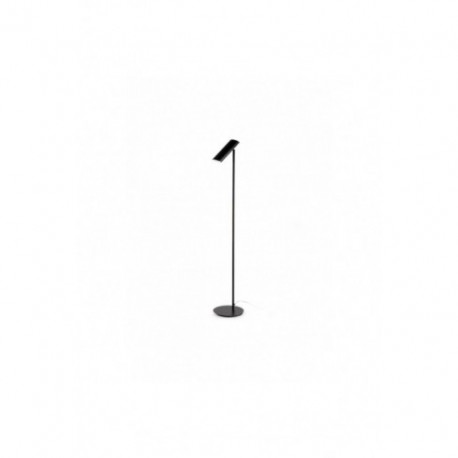 Lámpara de pie Link Negro 1 luz