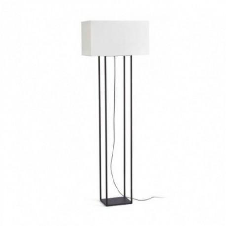 Lámpara de Pie Vesper Marrón 2 Luces