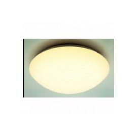 Plafón de Techo Zero Blanco 3 Luces