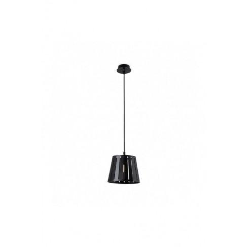 Lámpara Colgante Mix Pequeño Negro