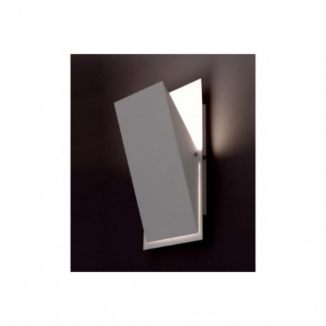 Aplique de Pared orientable Homs Blanco