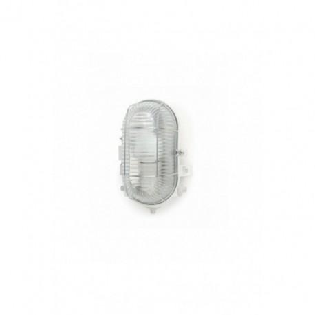 Aplique de Pared Exterior Cripta Blanco