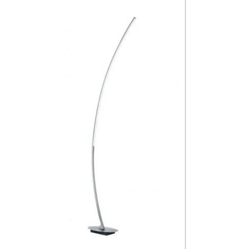 Lámpara de pie Solo Led Aluminio