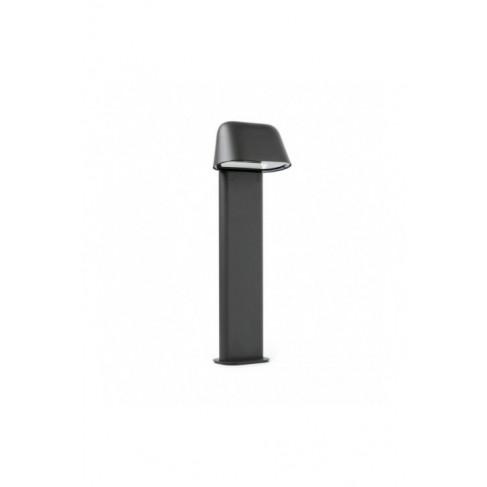 Baliza de Exterior 60cm Sentinel Gris oscuro