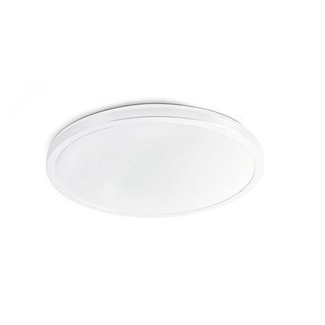 Plafón de Techo baño Led Foro Blanco