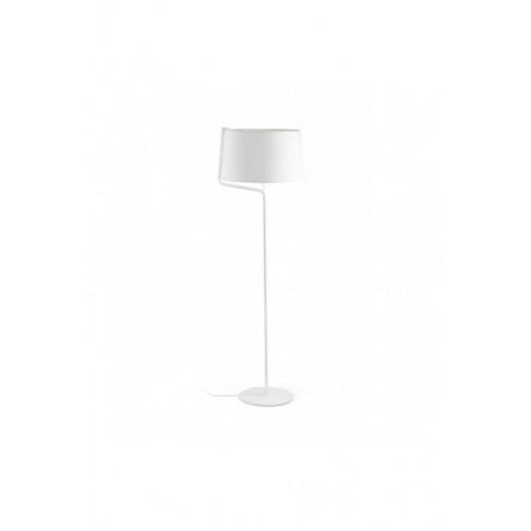 Lámpara de Pie Berni Blanco