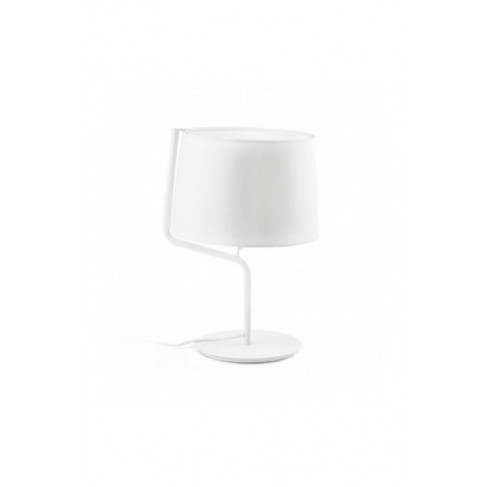 Lámpara de Sobremesa Berni Blanco