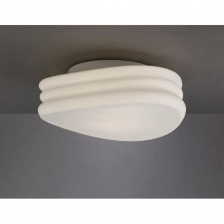 Lámpara Plafón de Techo Mediterráneo Led Mediano
