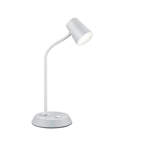 Lámpara de Sobremesa Narcos Led Blanco 1 luz