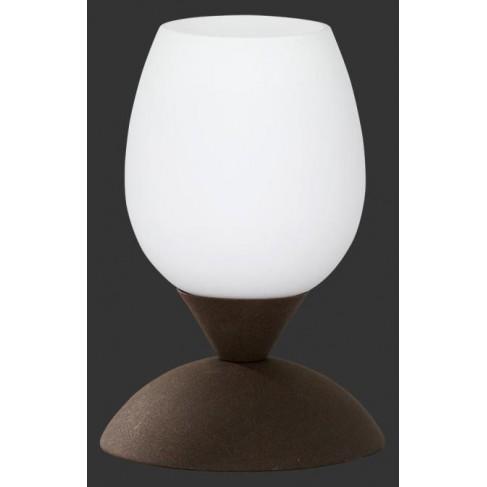Lámpara de Sobremesa táctil Cup Rústico