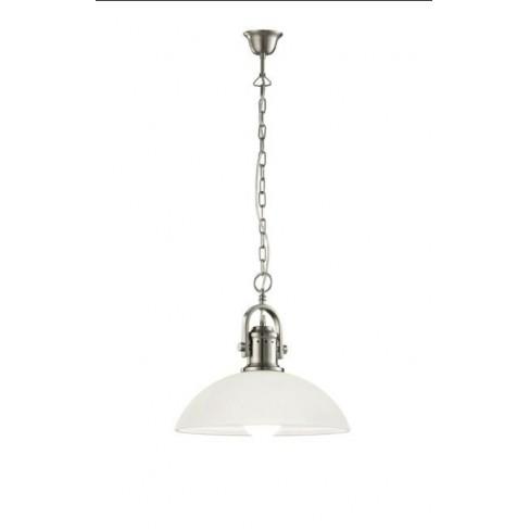 Lámpara Colgante Montend Níquel Satinado 1 Luz