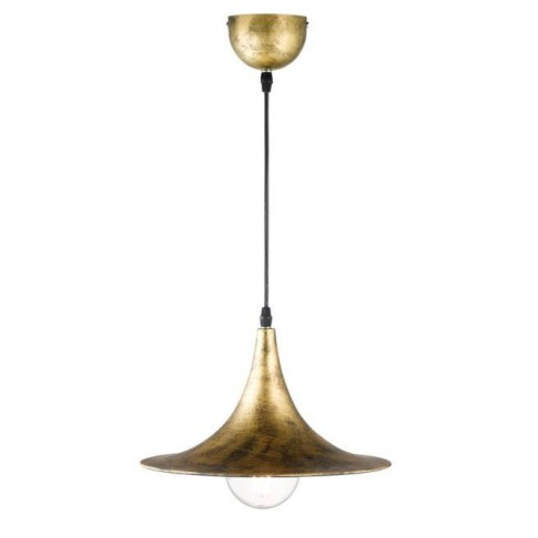 Lámpara Colgante Moni Bronce 1 Luz