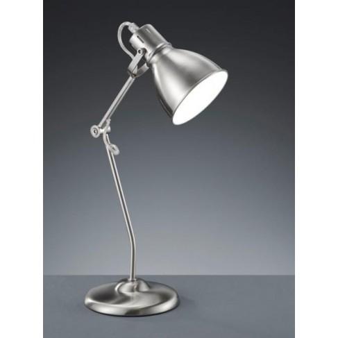 Lámpara de Sobremesa modelo Jasper Níquel