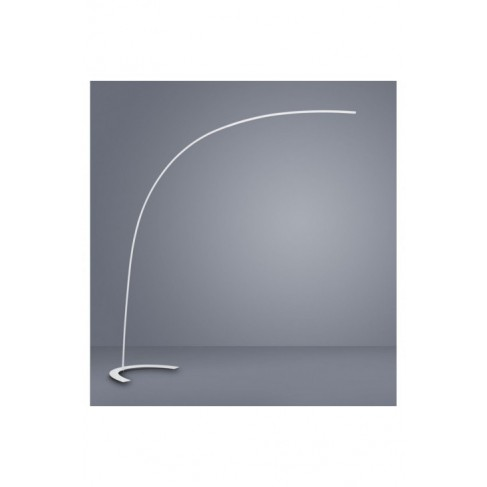 Lámpara de Pie Shanghai Led Blanco