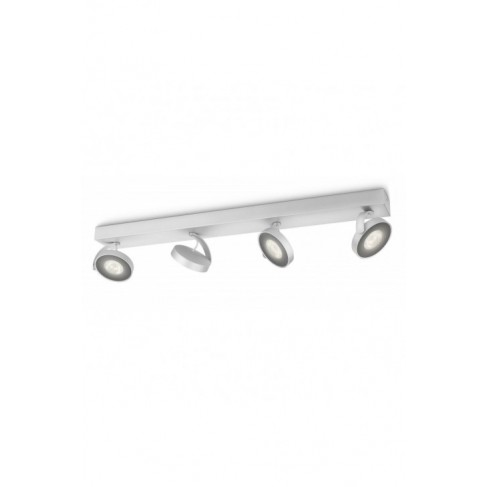 Regleta Clockwork Led Aluminio 4 Luces