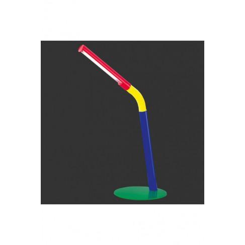 Lámpara Flexo Visor Led Multicolor
