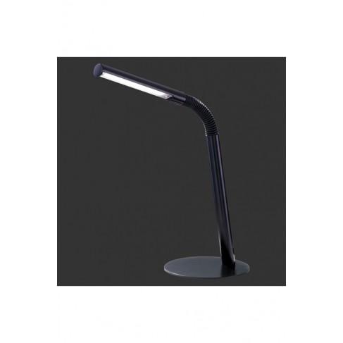Lámpara Flexo Visor Led Negro