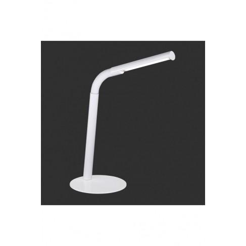 Lámpara Flexo Visor Led Blanco