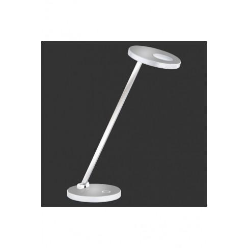 Lámpara Flexo Exception Led Cromo-Titanio