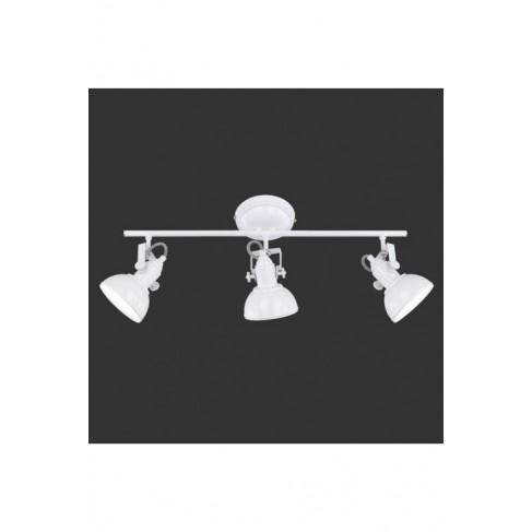 Lámpara Regleta Gina Blanco 3 Luces