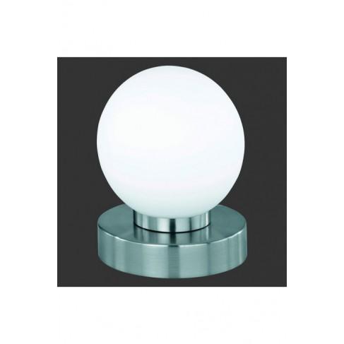 Lámpara Sobremesa Táctil Prinz Níquel