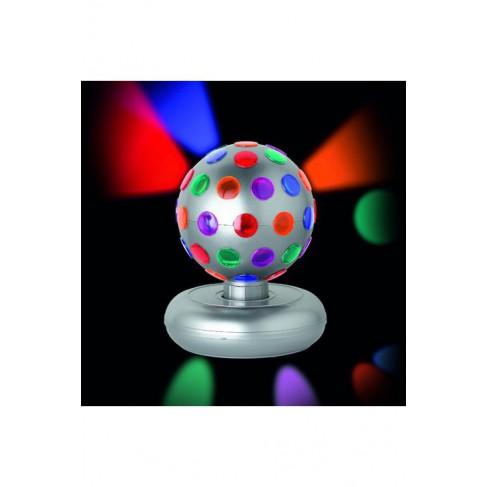 Lámpara Sobremesa Disco Titanio