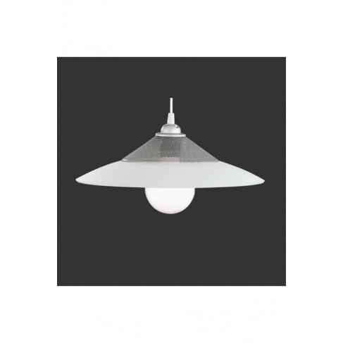 Lámpara Colgante Sofía Aluminio 1 Luz