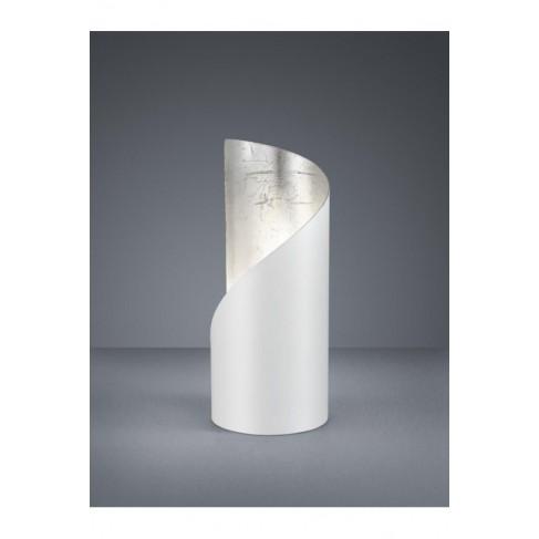 Lámpara de Sobremesa Frank Blanco Mate