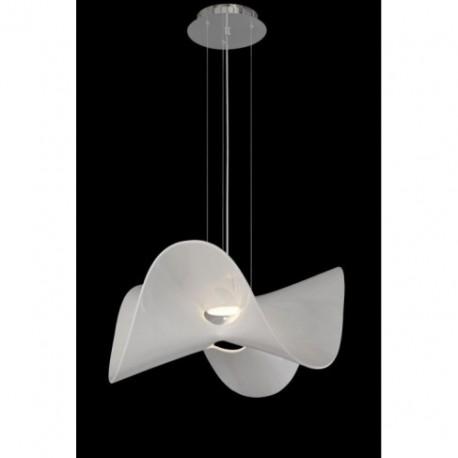 Lámpara Colgante Manta Blanco