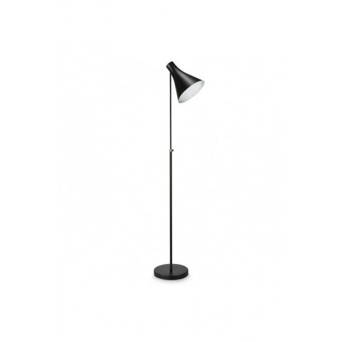 Lámpara de Pie Drin Negro 1 Luz