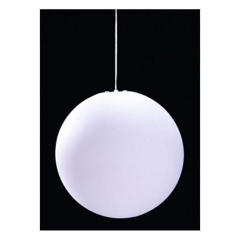 Lámpara Colgante Bola Grande 1 luz
