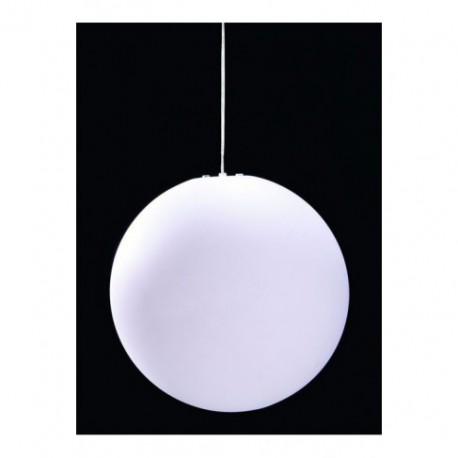 Lámpara Colgante Bola Mediano 1 luz