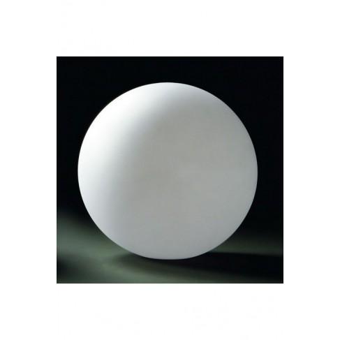 Lámpara de Sobremesa Bola Grande Led RGB Inducción