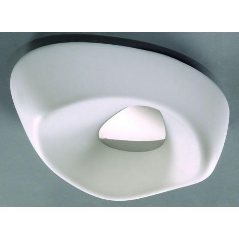 Plafón de Techo IP Mediano Blanco 5 Luces