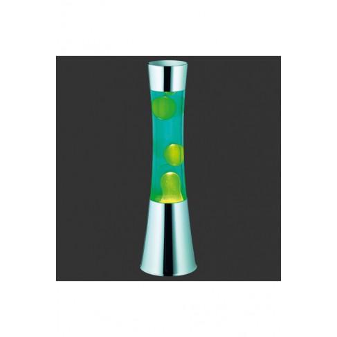 Lámpara Sobremesa Lava Verde