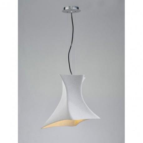 Lámpara Colgante Twist Cemento