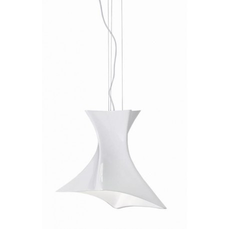 Lámpara Colgante Twist Blanco