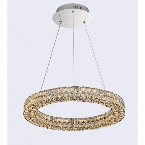 Lámpara Colgante Crystal Led 24R