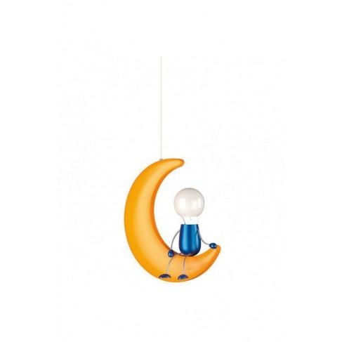 Lámpara Colgante Infantil Lunardo 1 Luz
