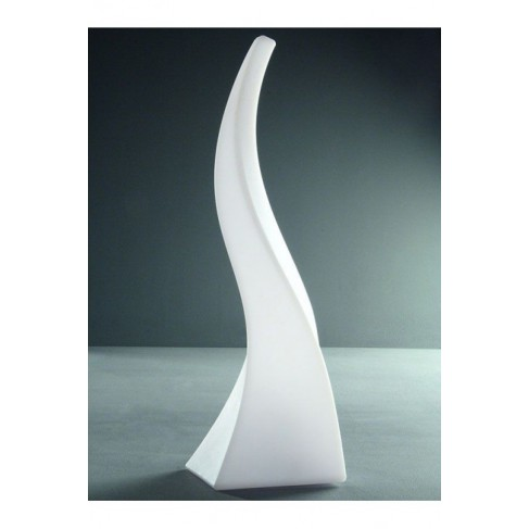Lámpara de Sobremesa Flame Blanco 1 Luz