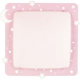 Plafon de Techo Infantil Dalber Moon Light Rosa
