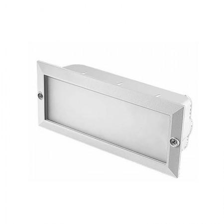 Empotrable para Pared Exterior For Lights Tamesis Blanco